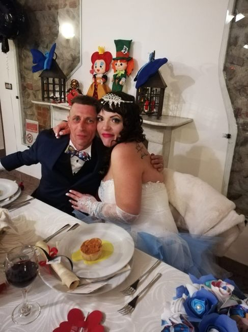 14 Febbraio il nostro Wedding in Wonderland 14