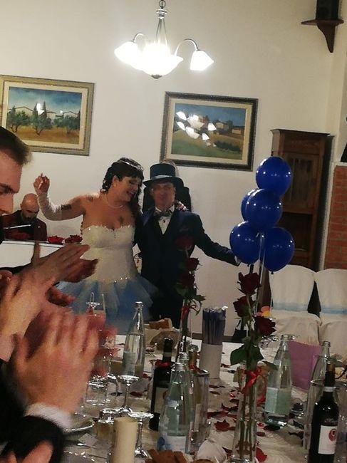 14 Febbraio il nostro Wedding in Wonderland 9