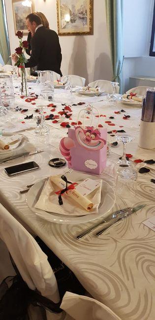 14 Febbraio il nostro Wedding in Wonderland 3