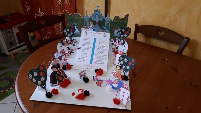 14 Febbraio il nostro Wedding in Wonderland 16
