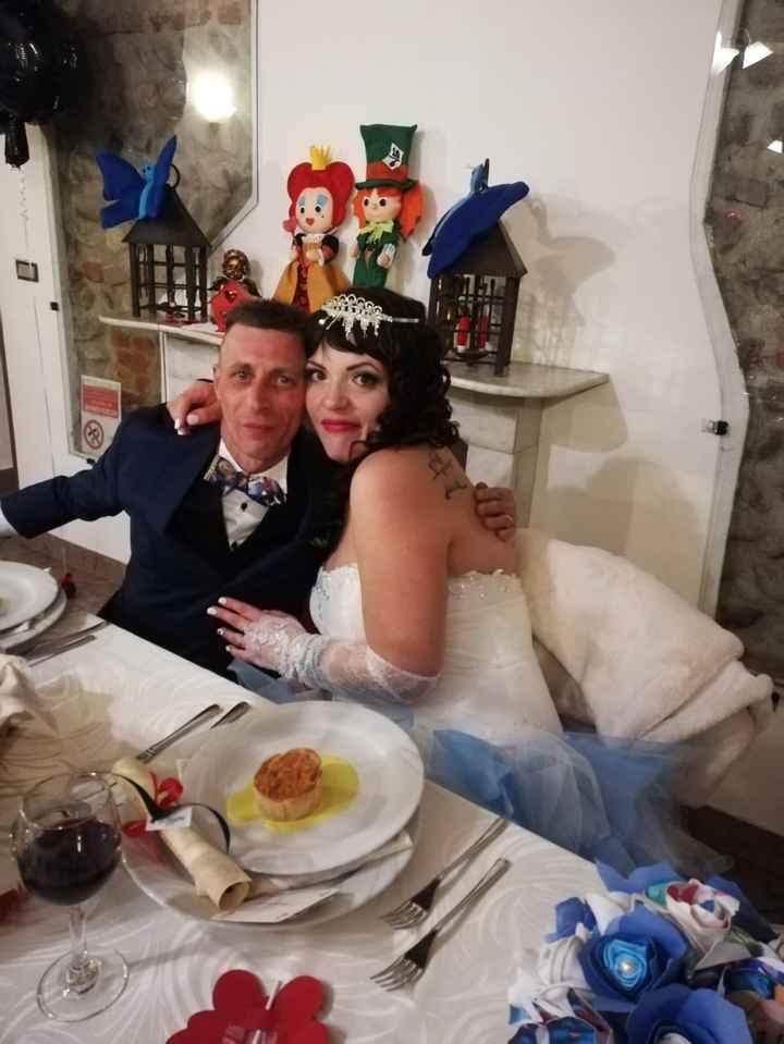 14 Febbraio il nostro Wedding in Wonderland - 3