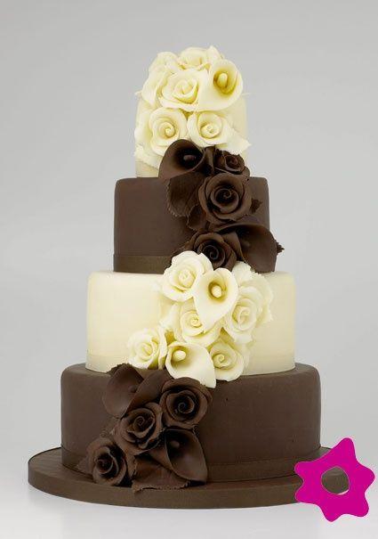 diversi tipi di torte nuziali... - Ricevimento di nozze - Forum ...