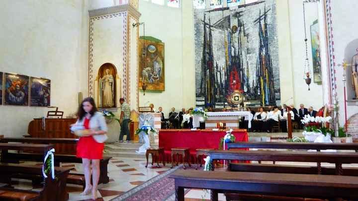 chiesa ortensie