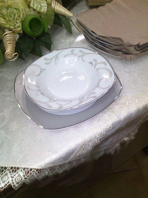 Servizio piatti da vetrina preso pagina 5 prima for Piatti kasanova