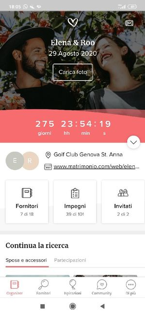 Condividete lo screenshot del vostro countdown! 16