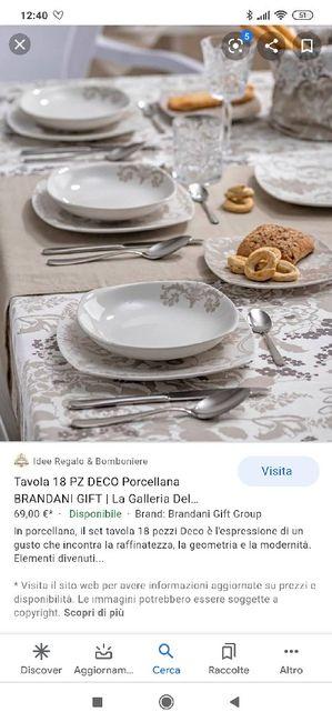 Aiuto servizio piatti 9