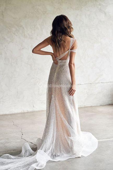 Gli abiti da sposa più scintillanti!✨ 6