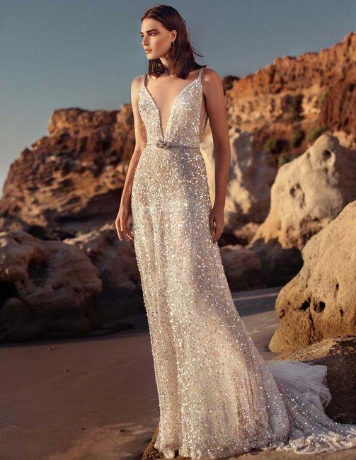 Gli abiti da sposa più scintillanti!✨ 10