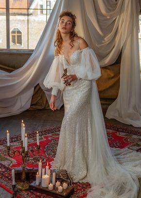 Gli abiti da sposa più scintillanti!✨ 12