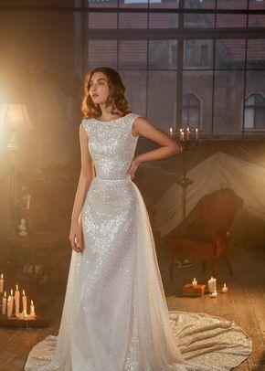 Gli abiti da sposa più scintillanti!✨ 13