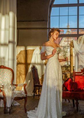 Gli abiti da sposa più scintillanti!✨ 15