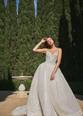 Gli abiti da sposa più scintillanti!✨ 16