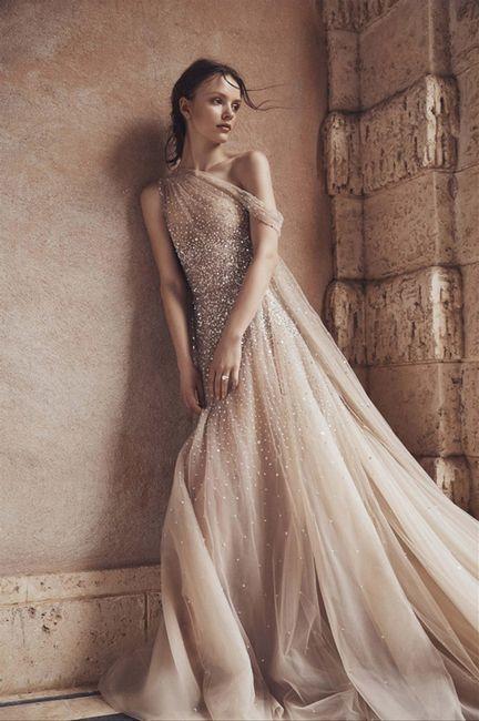 Gli abiti da sposa più scintillanti!✨ 17