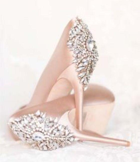 Scarpe rosa...che ne dite😘😘 1