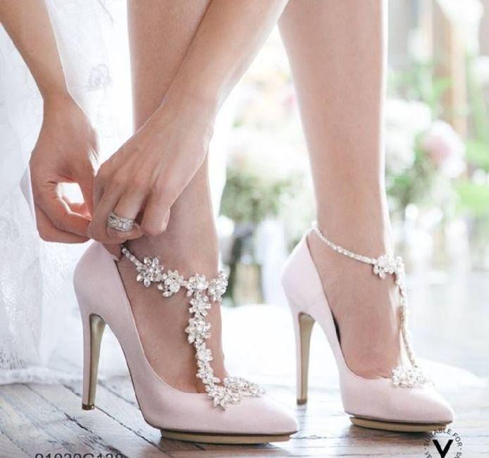 Scarpe rosa...che ne dite😘😘 5