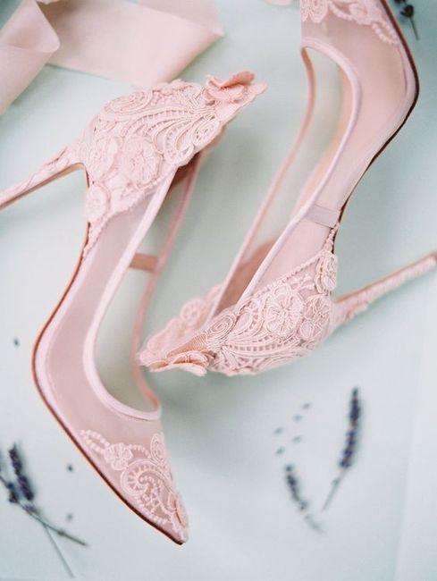 Scarpe rosa...che ne dite😘😘 6