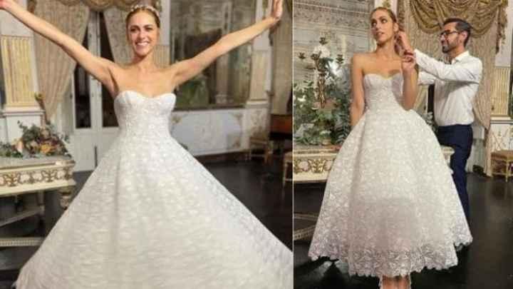 Matrimonio di Miriam Leone - 1
