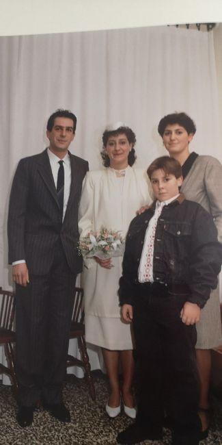 Matrimonio della mia mamma 8