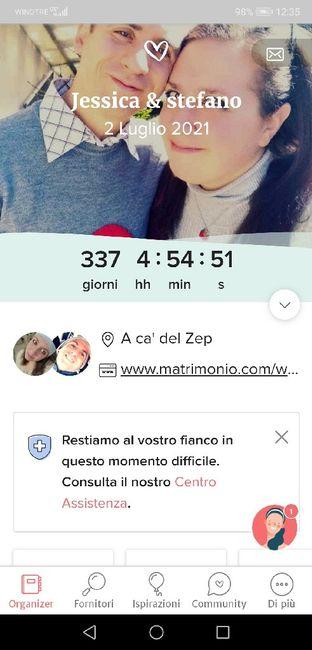 Il countdown prosegue!! ♡ - 1