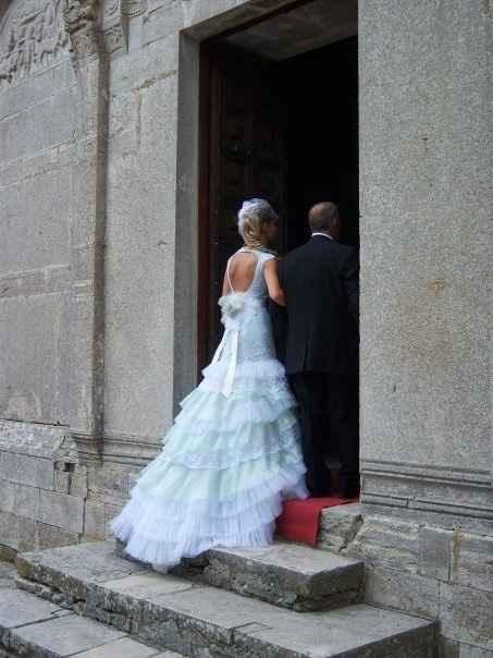 piume nel vestito