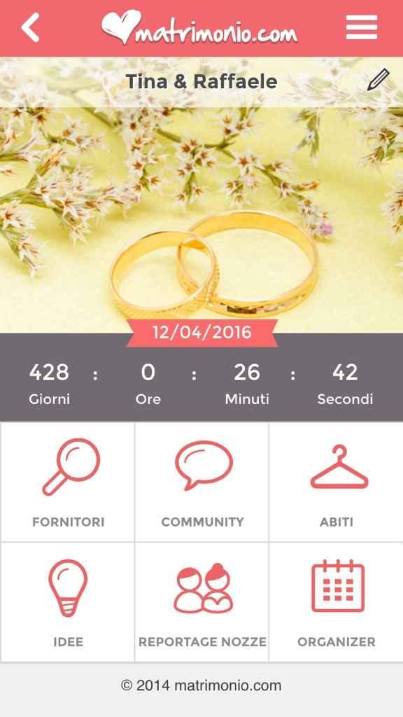 Spose 2016 - i nostri contatori  - 1