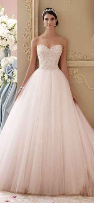 Se mi sposassi oggi.....abito