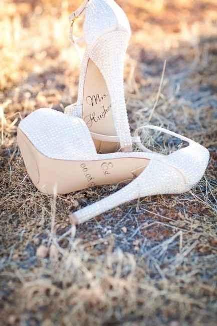 Se mi sposassi oggi.....scarpe