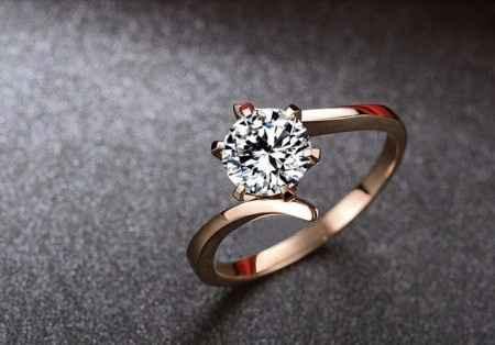 Se mi sposassi oggi.....anello