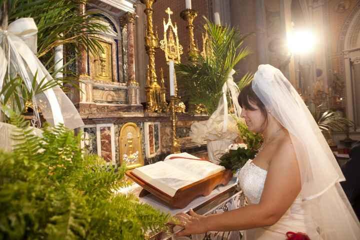 la sposa che legge