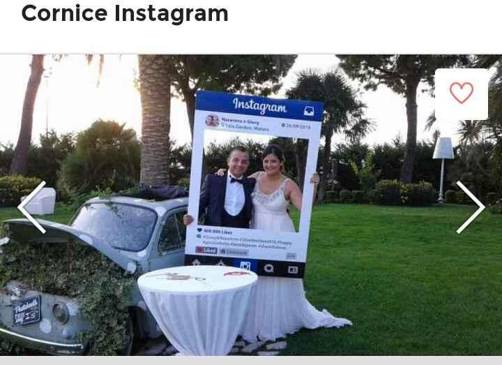 Cornice instagram a vicenza e provincia - 1
