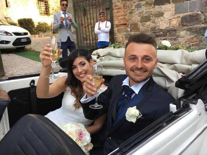 Finalmente marito e moglie - 15