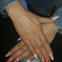Manicure  fatta per sabato - 1