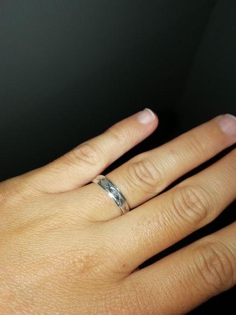 Fedine di fidanzamento 3
