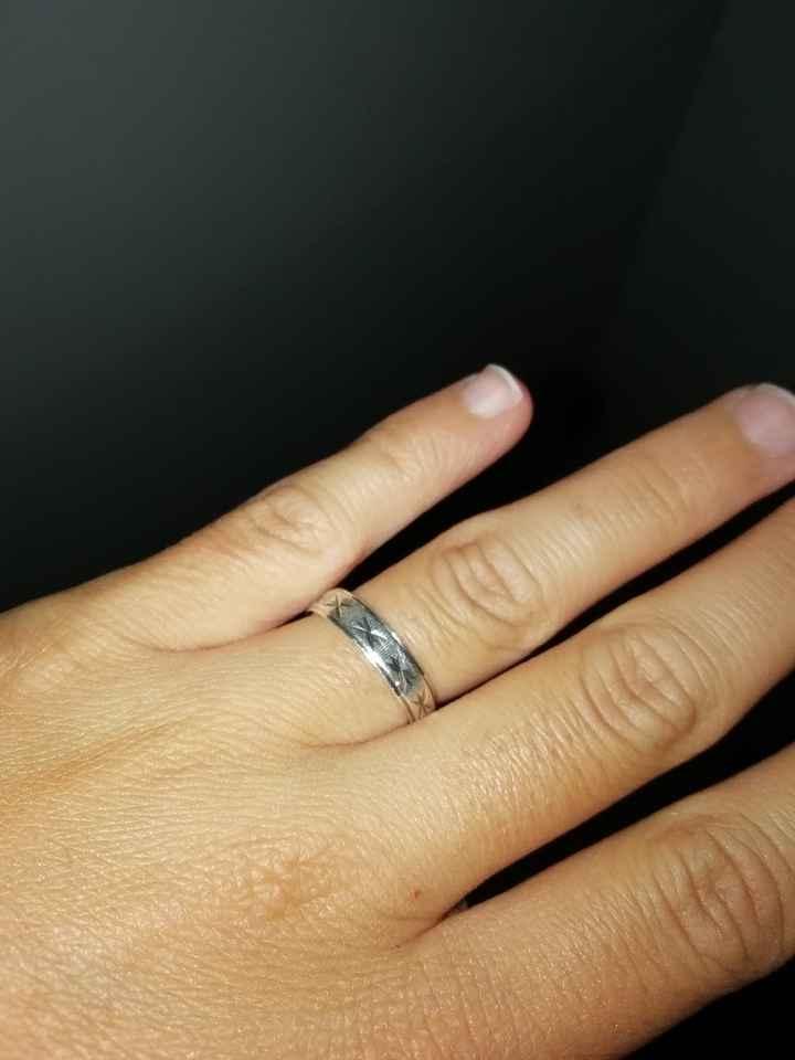 Fedine di fidanzamento - 1