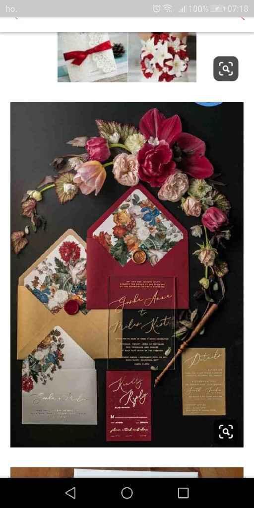 Idee di colore Bordeaux 🌹🎀❤️ - 6