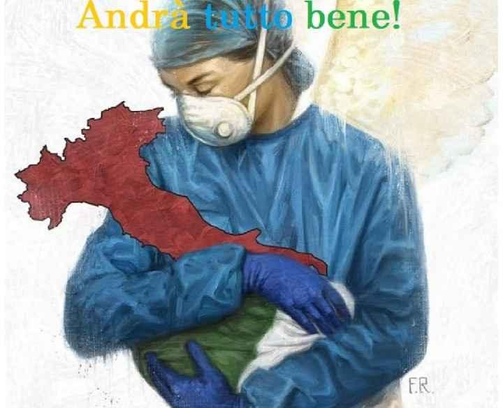 Italia: #andràtuttobene - 2