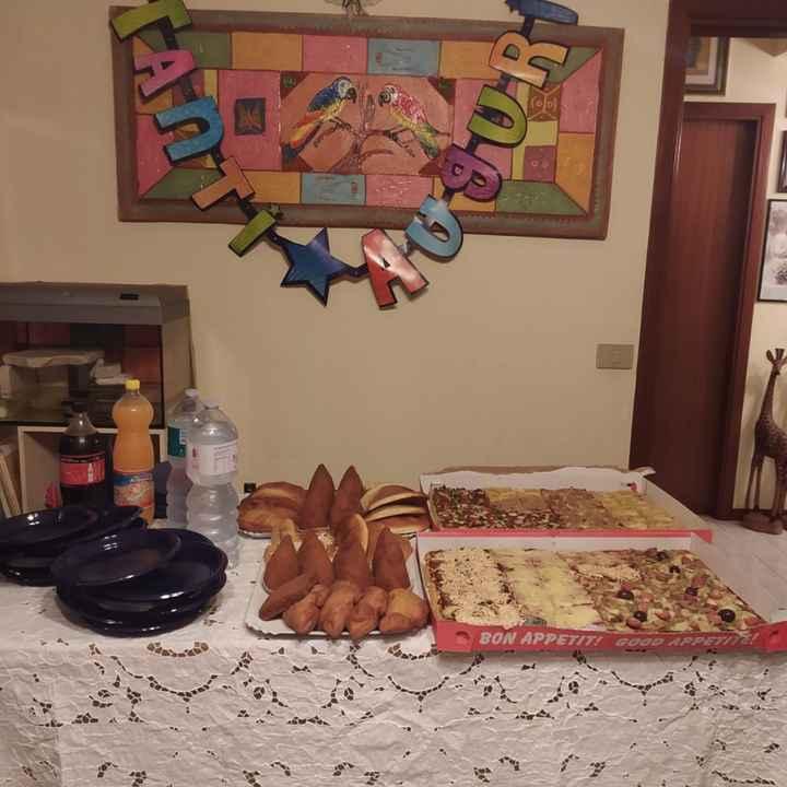 Sorpresa di compleanno per il trentesimo compleanno del fidanzato - 2