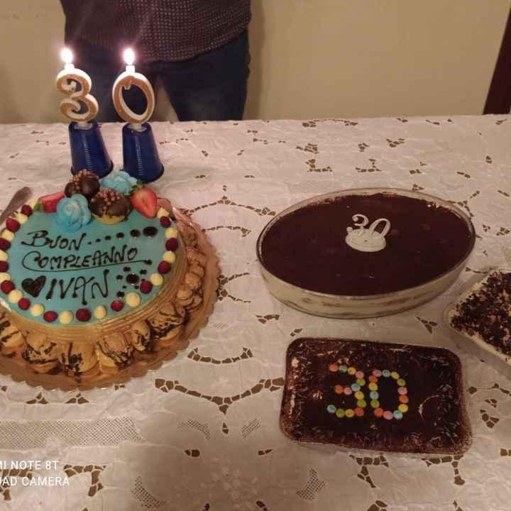 Sorpresa di compleanno per il trentesimo compleanno del fidanzato - 4