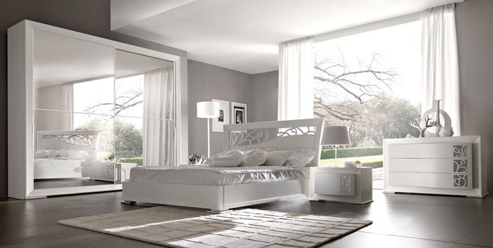 Stanza Da Letto Contemporanea : Aiutoooo camera da letto moderno contemporaneo con strass