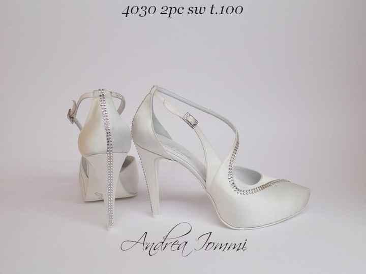 Scarpe da sposa Andrea Iommi - 1