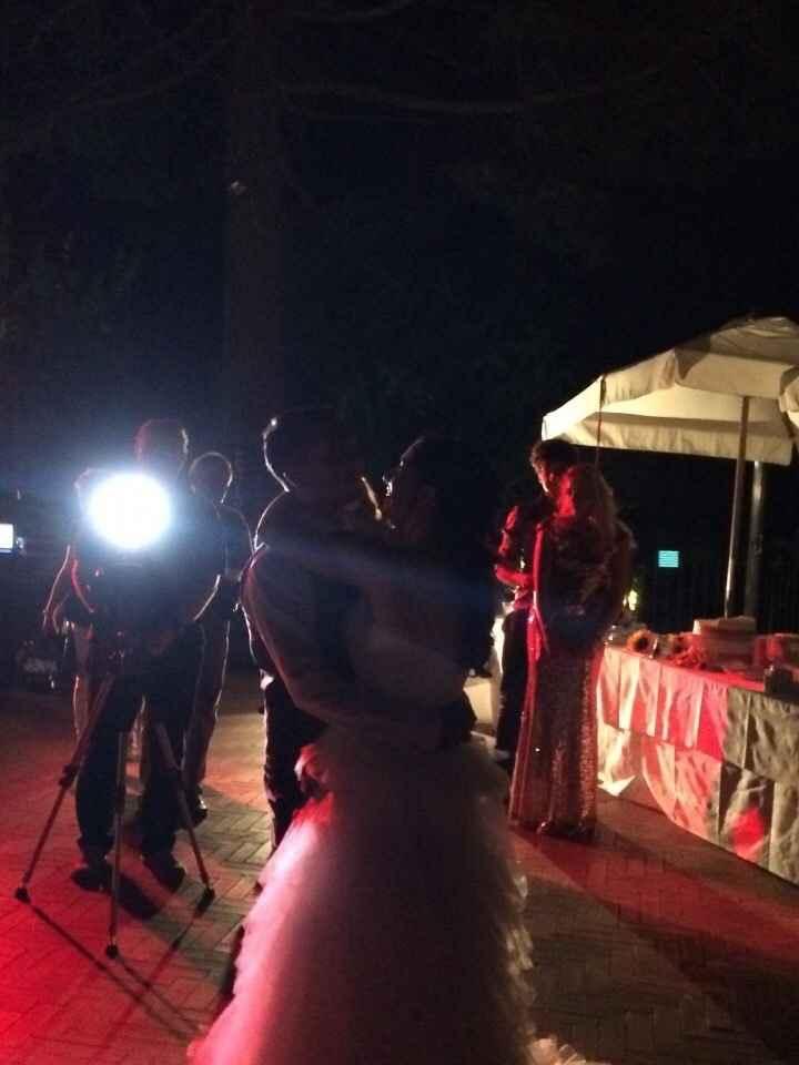 Il primo ballo!