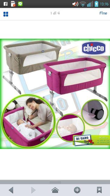 Culla da affiancare al letto pagina 2 future mamme - Culla da attaccare al letto ...
