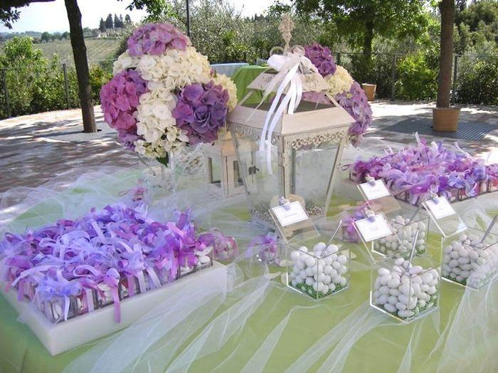 Tema Matrimonio Candele E Lanterne : Confettate per tutti i gusti organizzazione matrimonio