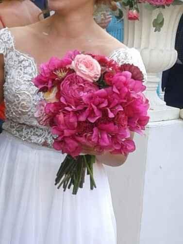 Fiori e colori matrimonio - 1