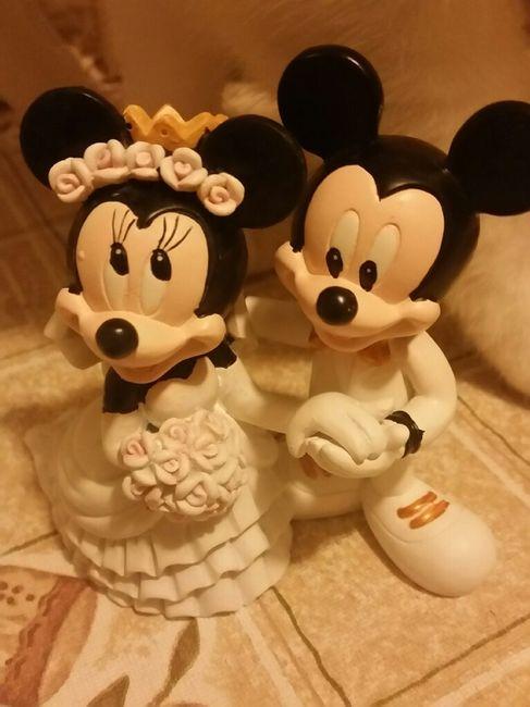 Matrimonio a tema disney: minnie & topolino! - 3