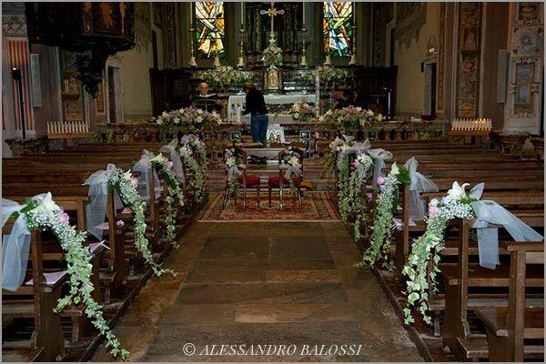 Decorazioni Per La Chiesa Matrimonio : Addobbi chiesa quale vi piace cerimonia nuziale forum