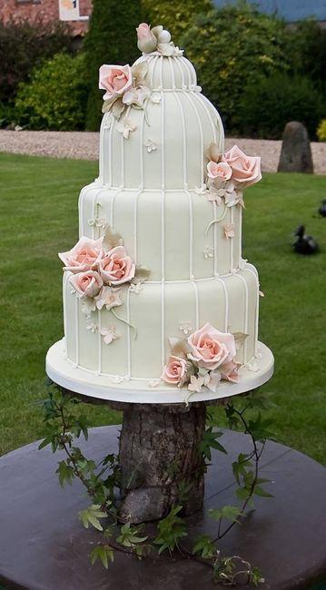 Exceptionnel Torte nuziali particolari, quale preferite? - Ricevimento di nozze  KA53