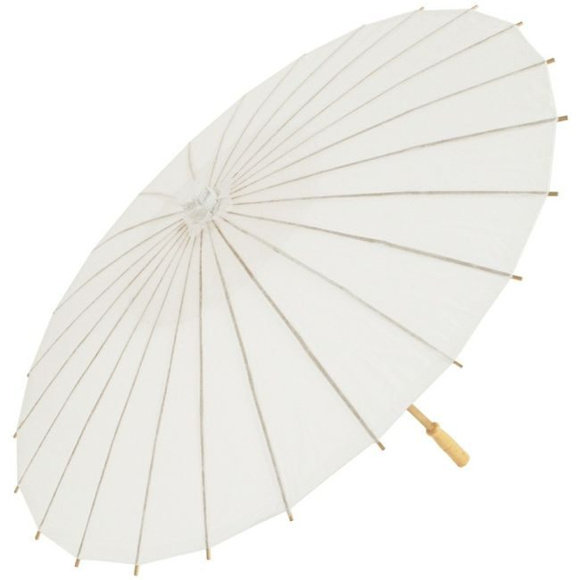 Ombrelli parasole per invitati, ordinati! 1