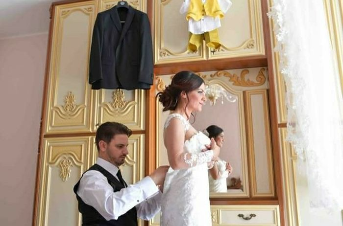 Foto della Camera da letto il giorno delle nozze 2