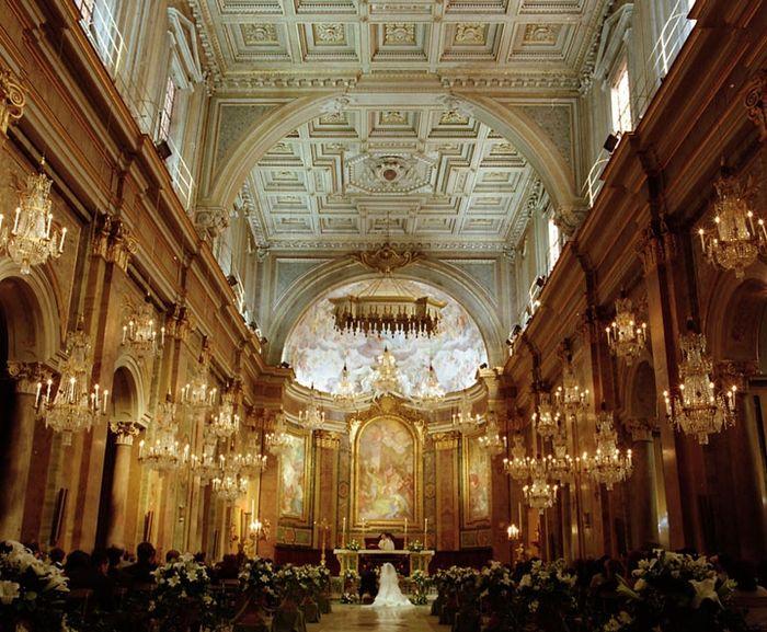 Matrimonio ai SS Giovanni e Paolo al Celio
